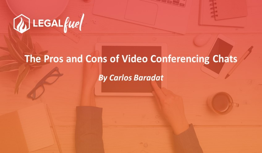 The Pros and Cons of Video Conferencing Chats